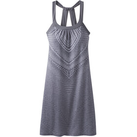 Prana Cantine Dress Women Charcoal Synergy